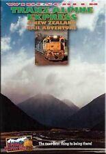 Tranz Alpine Express New Zealand Rail Adventure DVD NEW