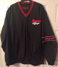 Snap On Tools Collectable Snap On Racing Pull Over Wind Wind Shirt Water Repel