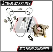 Timing Chain Kit & Oil Pump Fits Nissan Altima Maxima Murano 3.5L