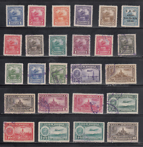 Venezuela Selection of Airmail Stamps