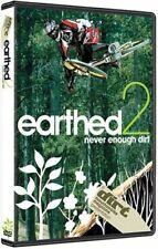 EARTHED 2 NEVER ENOUGH DIRT /DIRT MOUNTAINBIKE MAGAZINE PRESENTATION DVD