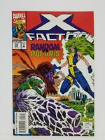 X Factor #95 - Marvel October 1993 - actual pictures - NM/MN