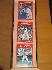 1990 Donruss Baseball  716  Card Set + MVP's & Carl Yastrzemski  Puzzle