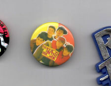 New Kids On The Block  -  Boy Band  - Button Badge 1980's