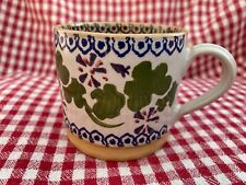 nicholas mosse irish pottery. SMALL GERANIUM MUG