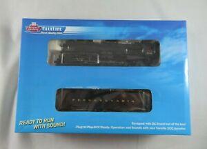 Broadway Limited Blueline 5034 HO Gauge PRR M1A 4-8-2 #6791 Post 1946 Version