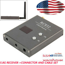 5.8GHz TV Audio/Video Signal Wireless Sharing Device AV Transmitter and Receiver