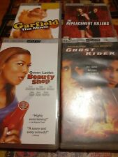 Psp 4 Movie Lot umd videos Garfield replacement killers beauty shop ghostrider