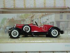 "Matchbox 1/44 YY014A/C ""1931 Stutz Bearcat 2 Seater"" ""Red/Black/Whitewall Tyres"""
