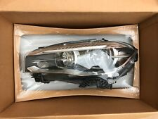 HEADLIGHT HEADLAMP LEFT LED BMW X5 X6 F15 F16 F85 F86 GENUINE BMW