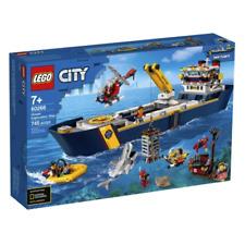 LEGO 60266 City Exploration Ship Brand New Sealed