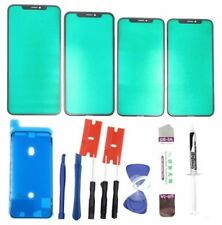 iPhone X,XR,XS Max Replacement Front Outer Touch Screen Glass Lens Repair Tools