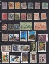 stamps Spain 15 from pages see 2scans