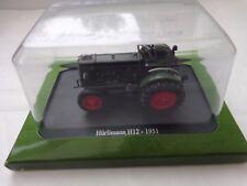 Hachette Universal Hobbies 1/43 Classico Hurlimann H12 1951 Modello Trattore