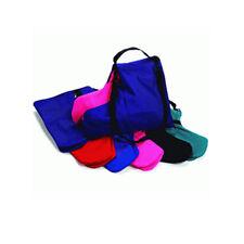 Black Saddle Style Skate Bag Lightweight for Kids New