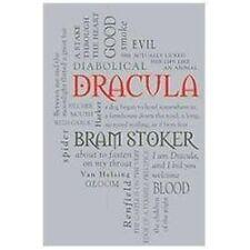 Word Cloud Classics: Dracula by Bram Stoker (2012, Paperback)