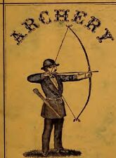 ARCHERY BOOKS LIBRARY COLLECTION 26 PDF BOOKS ON DISK