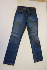 Levis 595 Jeans Hose Blau Stonewashed  W27 L30