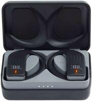JBL Endurance PEAK Waterproof True Wireless In-ear Sport Headphones | Black
