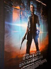 COWBOYS ET ENVAHISSEURS affiche cinema