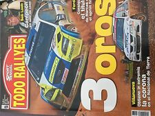 MAGAZINE TODO RALLYES  N°76 RALLY WRC AUSTRALIE CITROEN LOEB ANNEE 2006 98 PAGES