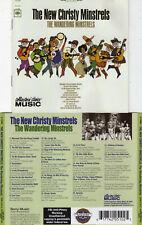 NEW CHRISTY MINSTRELS - THE WANDERING MINSTRELS (CD 2004)  22 TRACKS