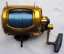OKUMA MAKAIRA MK-80WII FISHING REEL - Line & case included!