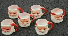 Vintage Child Toy Tea Cups - plastic