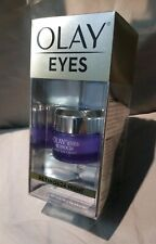 Olay Eyes Retinol 24 Night Eye Cream - 0.5 Fl Oz. (15 Ml) - For Fine Lines - New