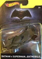 Hot Wheels 2016  1:50 BATMAN V SUPERMAN BATMOBILE DKL22 grey