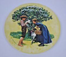 Knowles Plate Easter Limited Edition By Don Spaulding Decorative Plate