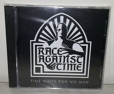 CD RACE AGAINST TIME - TIME WAITS FOR NO MAN - NUOVO NEW