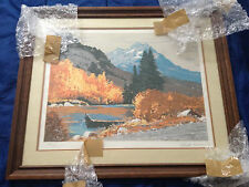 Painting: Robert Wood Signed
