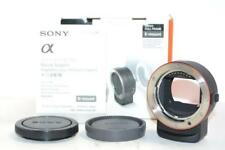 Sony Mount Adapter LA-EA3 for sony And mount Official Model New in Box