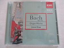 Bach: Organ Works-Lionel Rogg-EMI Red Line CD