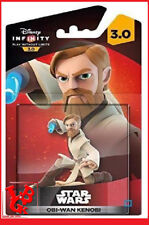 OBI WAN KENOBI Figurine Disney infinity 3.0 Star Wars Jeu Video Blister # NEUF #