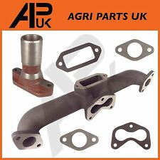 David Brown 990 995 996 1200 1210 1290 Tractor Exhaust Manifold, Elbow & Gaskets