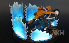 Naruto Hokage Ninjia childhood Uzumaki Naruto VS Haku VKN-Figures-Resin-statue