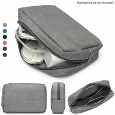 Zipper Travel Storage Bag Case Pouch for Digital Accessories Usb Cable Headphone