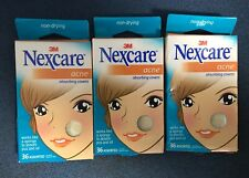 Nexcare Acne Absorbing Cover, Gentle Yet Effective, Color Changing As It Works,