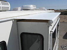 "RV CAMPER AWNING WHITE SLIDEOUT COVER FITS 98"" TO 103-3/4"" A & E NEW"
