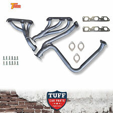 VN VP VR Holden Commodore V6 Tiger Headers Extractors Bolt Up To Original Cat