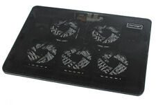Notebook Laptop Kühler Kühlpad Cooler Lüfter Ständer 2xUSB  15 - 19 zoll