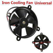 165mm Motorcycle ATV Quad Oil Cooler Water Cooler Radiator Electric Cooling Fan