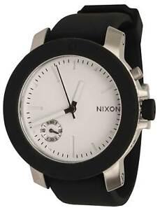 Nixon Raider Watch - Black - New