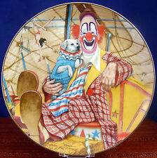 GREATEST CLOWNS OF THE CIRCUS ~ LOU JACOBS  ~ Circus World Museum ~ 1982 Ret.