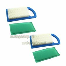 2x Air Filter For Briggs Stratton 613022 650821 697152 698413 797007 794421 5079
