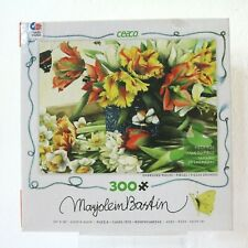 Marjolein Bastin Jigsaw Puzzle Spring Flowers Tulips Daffodils 300 pc New Sealed