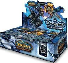 WOW WORLD OF WARCRAFT TCG : ICECROWN COMPLETE 220-CARD MASTER SET