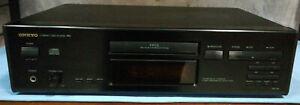 Onkyo R1 Dx-730 Lettore CD Player REVISIONATO FUNZIONANTE Vintage HIFI STEREO